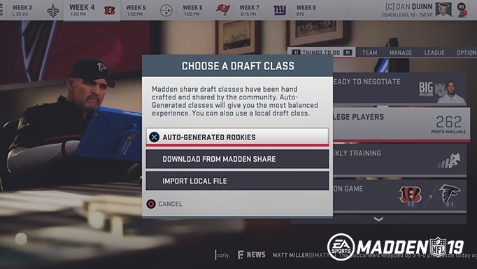 Madden 19 Poised to be Summer Blockbuster We are witnessing the rebirth of the sports game genre...right?
