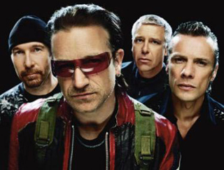 U2 Mix It Up For the Fans