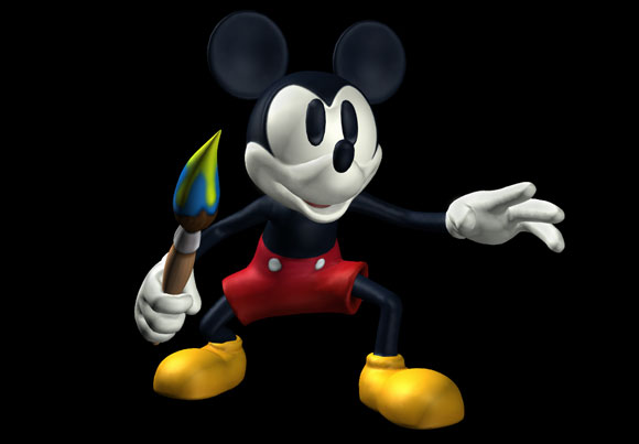Warren Spector Animates Disney's Creations in 'Epic Mickey'