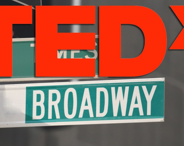 TEDxBroadway: Just a Dream Away