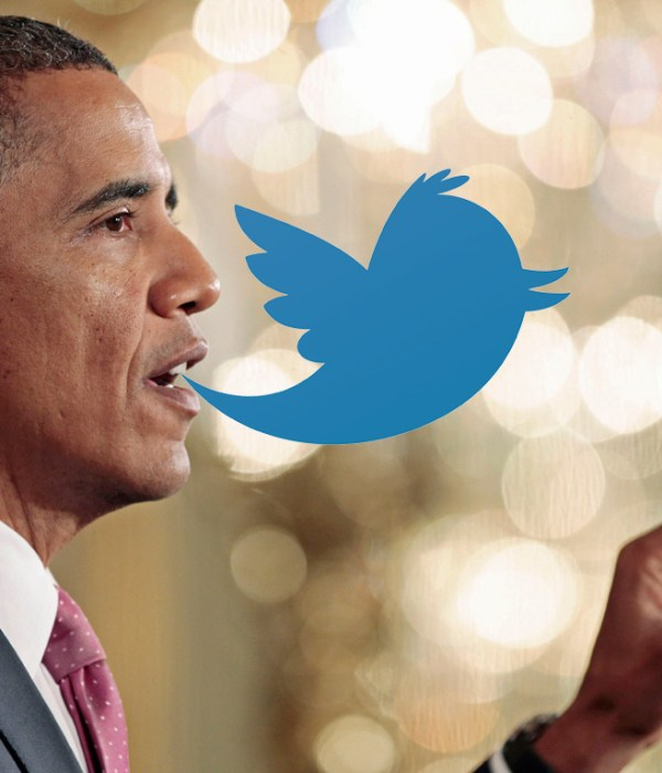 Separation of Twitter and Facebook in the Age of Obama