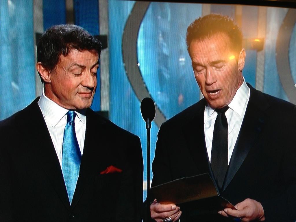 Live Blogging/Tweeting the Golden Globes
