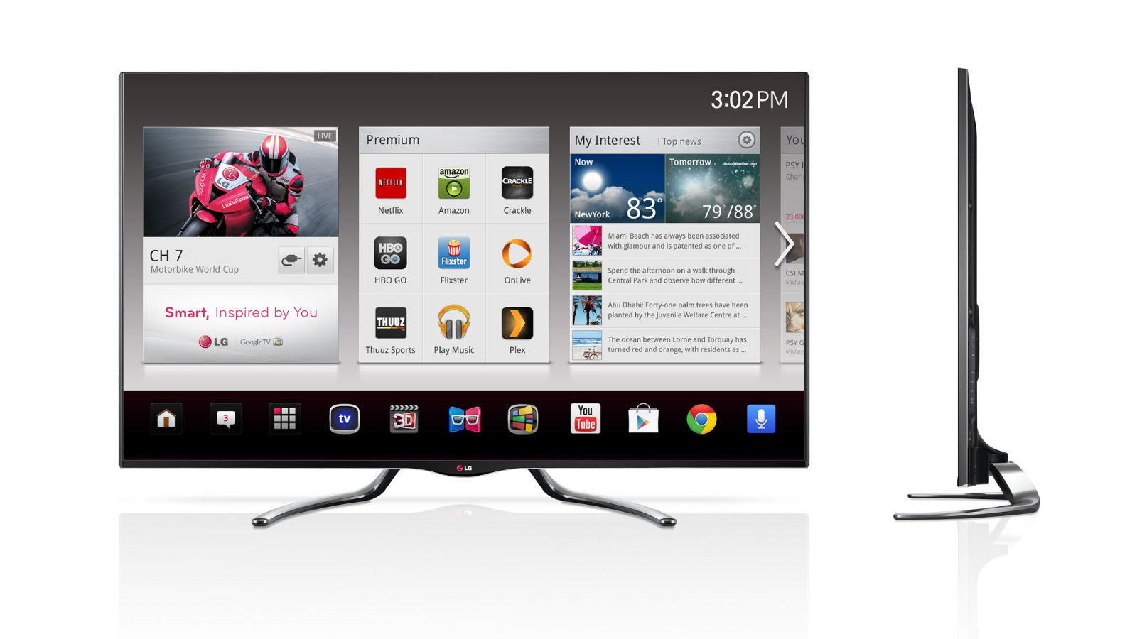 HuffPost: Social TV Needs an Upgrade: Your Move, Apple