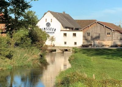 SIMSSEER Braumanufaktur jetzt in der Krottenhausmühle