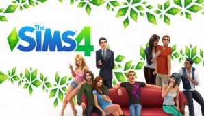 The Sims 4 CAS Logo