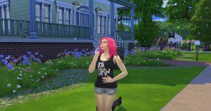 Sims 4 Açlıktan Ölme