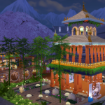 The Sims 4 Dine Out Building Ideas Simsvip