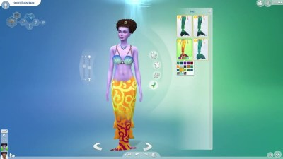 The Sims 4 Island Living: First Look at Mermaids | SimsVIP