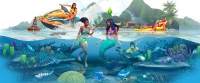 The Sims 4 Island Living: First Screenshots + Game ...