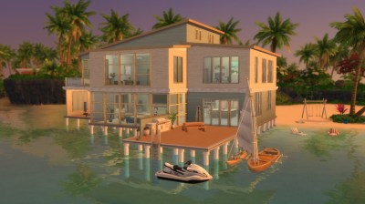 Making the Most of Build Mode in The Sims 4 Island Living ...