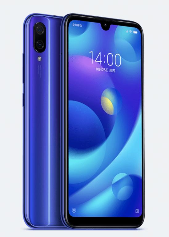 Xiaomi Mi Playのバッテリー