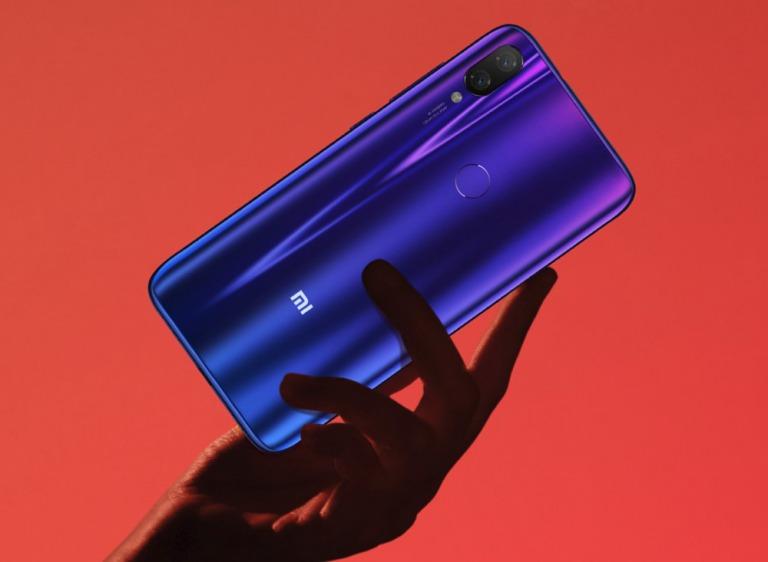 Xiaomi Mi Playの生体認証