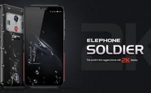 Elephone Soldier