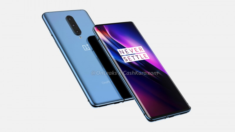 OnePlus 8 リーク