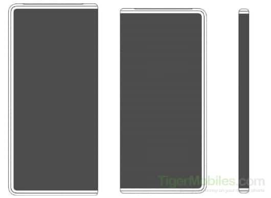 Xiaomi 折り畳み 特許