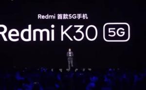 Redmi K30