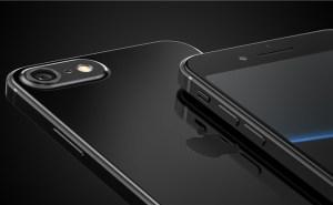 iPhone SE2 レンダリング