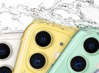 防水スマートフォン