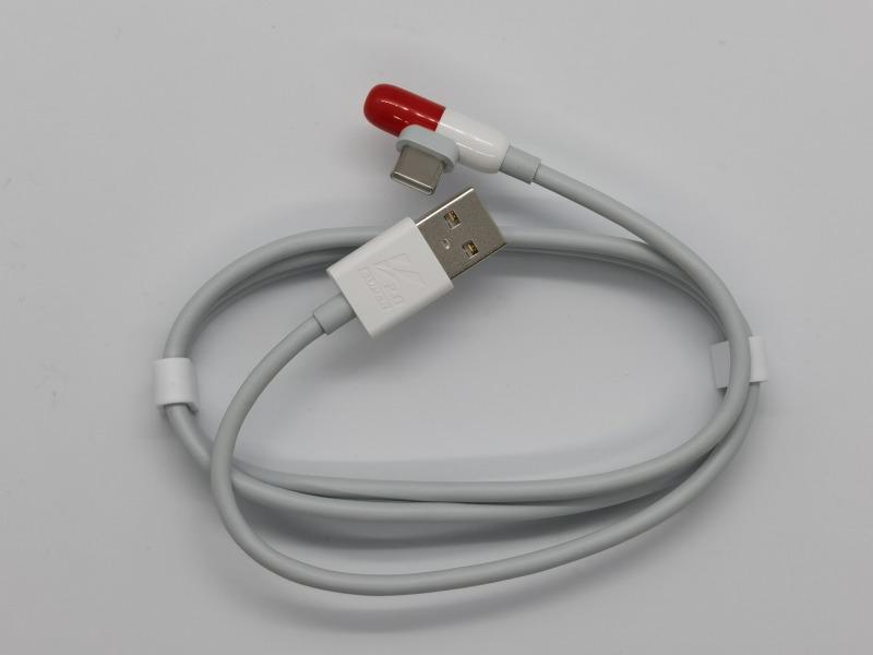 iQOO 3 5Gの付属USB Type-Cケーブル