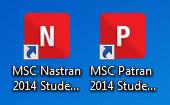NastranPatranSE Icons