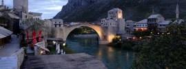 budget travel destinations - mostar