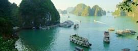 Best SIM Card for Vietnam - Halong Bay