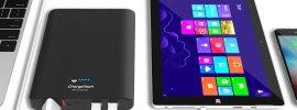 best portable batteries - chargetech portable ac outlet