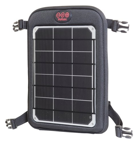 best solar power bank - voltaic fuse
