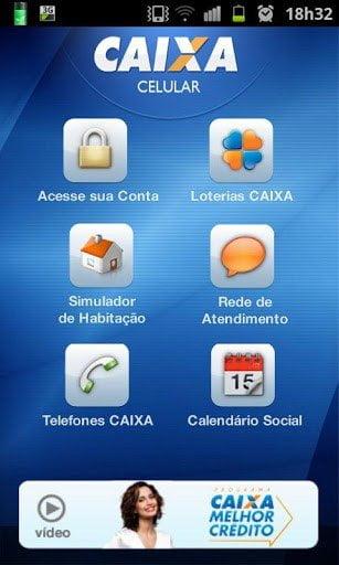 Simulador CAIXA - Celular Android - Google Play