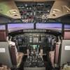 Simulatore volo Boeing 737