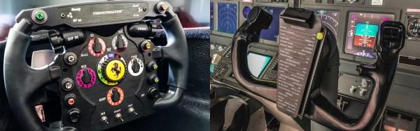 Simulatore 737-Formula 1