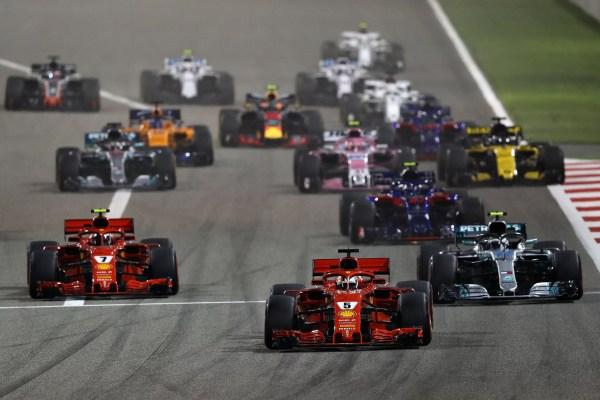 Simulatore Formula 1 Full Motion