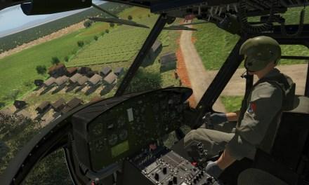 Nimbus UH-1 V1.5 se představuje