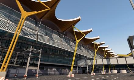 Aerosoft vydává Madrid International pro X-Plane
