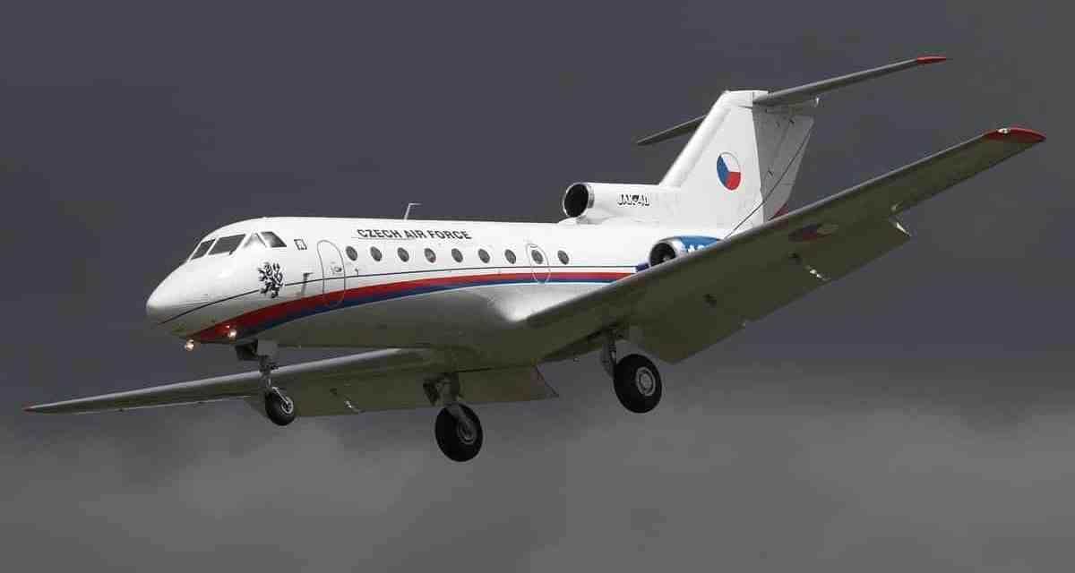 Yak-40 pro X-Plane 11 FMOD