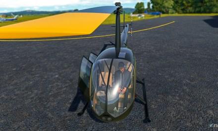 Robinson R44 Raven II pro MSFS