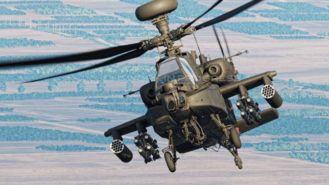 DCS:AH-64D je již v předprodeji