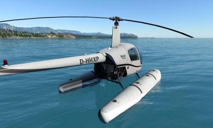 Web Helisimmer.com získal exkluzivní snímky z X-Plane 12