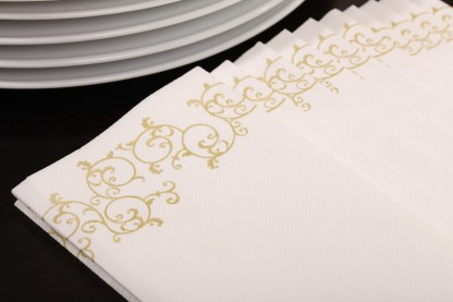 Decorative Paper Napkins from SimuLinen