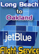 Perfect Flight - Flight Service: Long Beach to Oakland