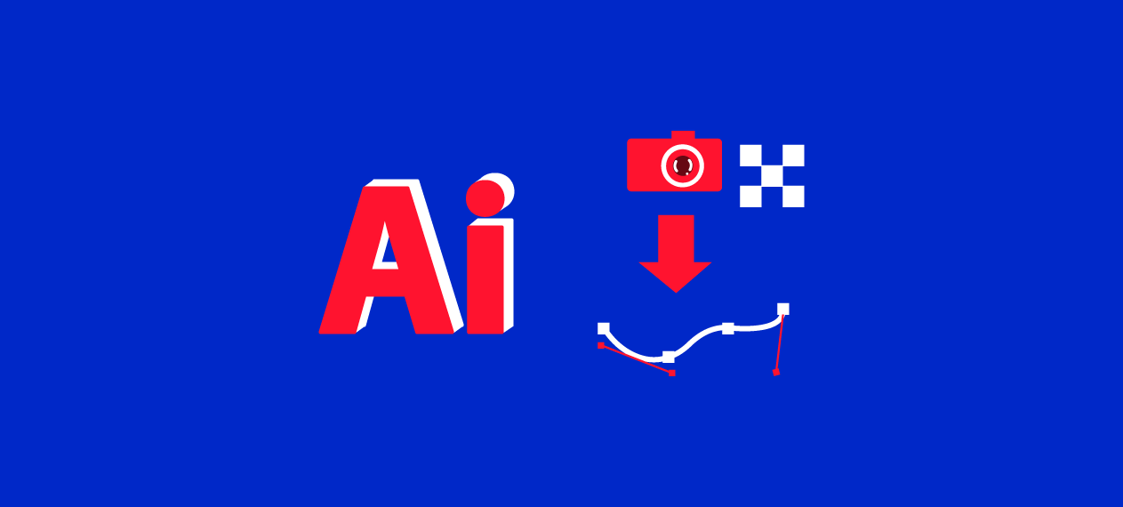 vectoriser une image sur illustrator
