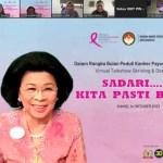 Upaya YKPI Edukasi Masyarakat dengan Virtual Talkshow Skrining & Deteksi Dini Kanker Payudara