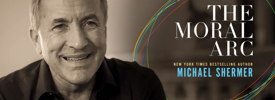 Science, Religion and the Moral Arc - An Interview with Michael Shermer