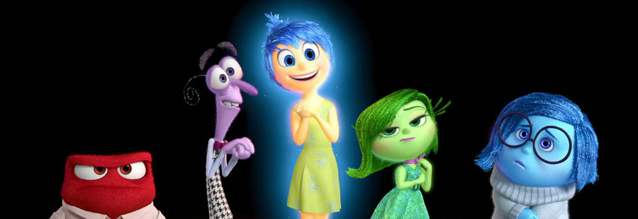 Pixar's latest movie, Inside Out