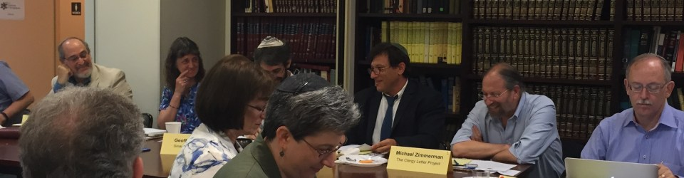 Bringing Rabbis and Scientists Together