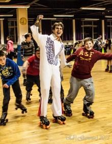 Sinai Roller Skating 2013-14