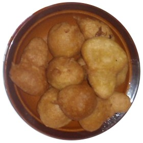 A Tausug/Sama desert, quite easy to make. Pali' Kambing is also known as Tibobbol or Tabobbol.