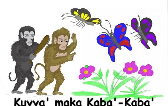Illustrated Sama Children's book.