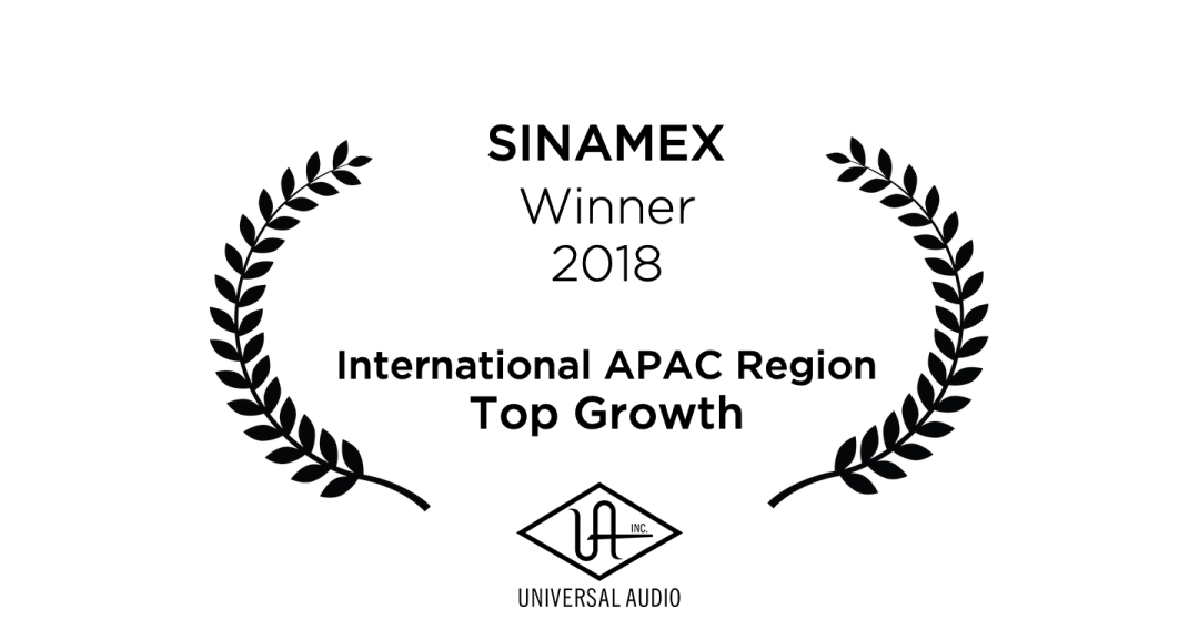 Universal Audio - Sinamex Singapore