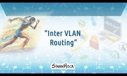 Inter Vlan Routing – Vlan'ların Router da Sonlandırılması